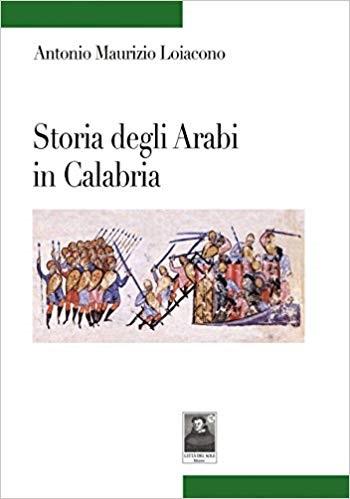 غلاف تاريخ العرب في كالابريا