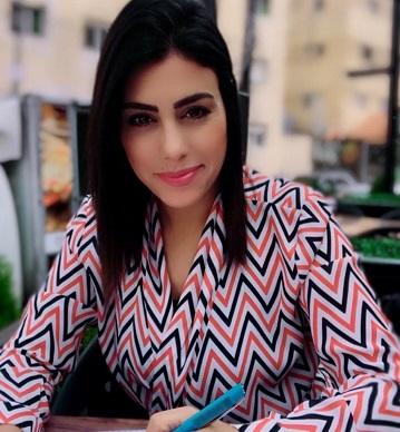 الكاتبة  فهيمة  عثمان ابو الهيجا